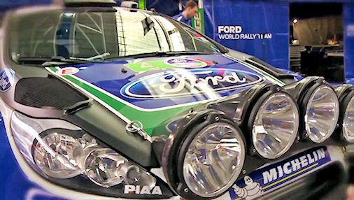 Piaa Ford Lamp Pods